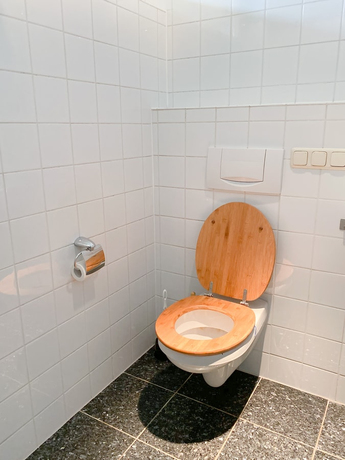 Remove Limescale From A Toilet